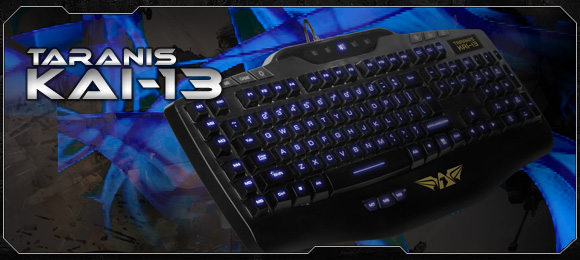 Unboxing & Review: Armaggeddon Taranis Kai-13 Gaming Keyboard 49