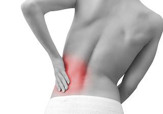 dolor lumbar por nervio ciatico