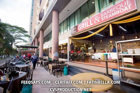 Transformasi Steamboat BBQ Buffet Restoran D'Kayangan Shah Alam