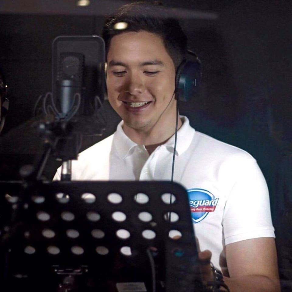 6 New Handwashing Music Video of Alden Richards Sets the Tune for a worry-free Christmas