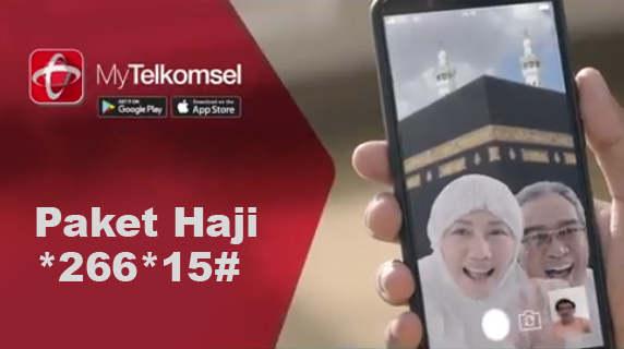 SMS dan Internet Telkomsel Untuk Jamaah Haji  Cara Daftar Paket Umroh & Haji, Nelpon, Internet, SMS Telkomsel