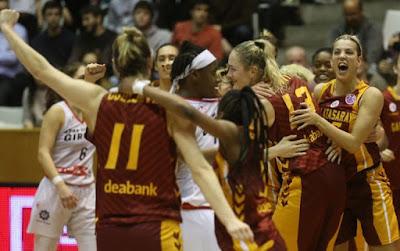 Girona - Galatasaray Euro Cup Women