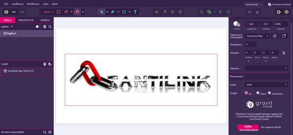 Come creare scritte personalizzate online gratis tantilink for Creare progetti online