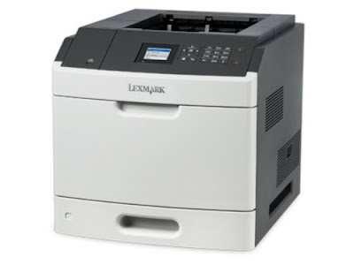 Lexmark MS711DN Driver Download