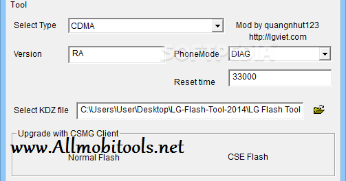 Allmobitools | All About Mobile Phones: LG Flash Tool V1 8 1