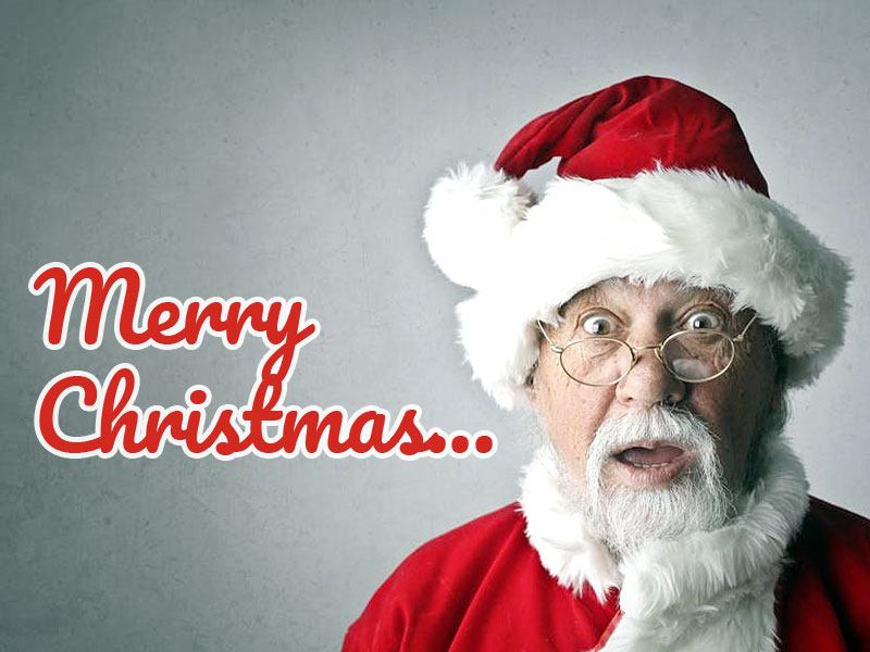 Santa Claus Merry Christmas Images 2018, christmas wishes images