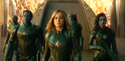 Di film Captain Marvel ini kita bakal mengetahui rahasia Skrull