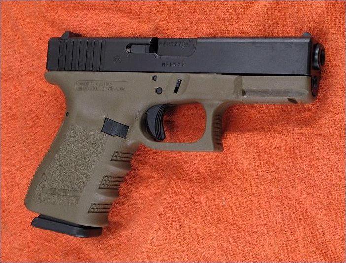 Pistola glock 19 armas de fuego - Pistolas para lacar ...