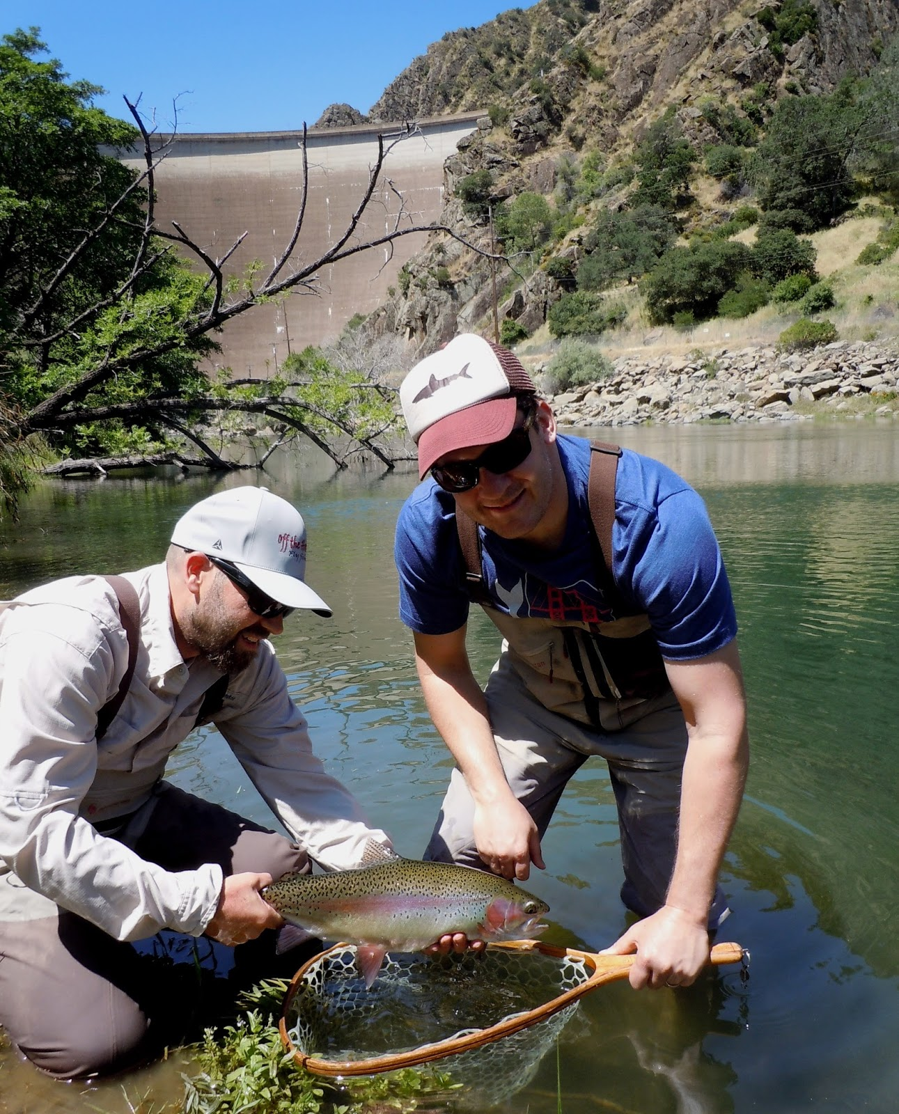 Fly fishing specialties northern california fly fishing for Putah creek fly fishing