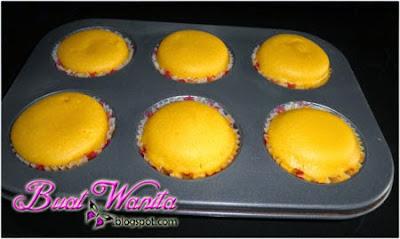 Resepi Mudah Muffin Jagung. Guna Kordial Aje. Resepi Muffin Sukatan Cawan. Cara Buat Muffin Jagung Simple Senang Sedap