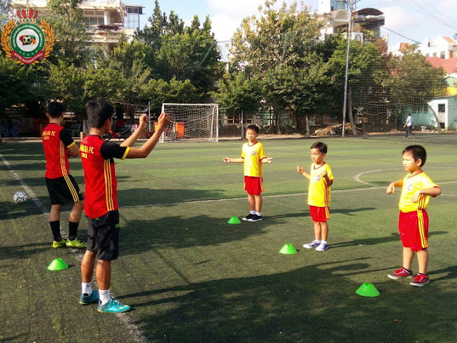 Luyện tập thể thao cho trẻ em ở đâu tại TP Hồ Chí Minh?