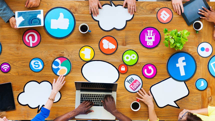 Social Media: How to Effectively Connect Your Content to Your Targeted Audience | Vyas Infotech