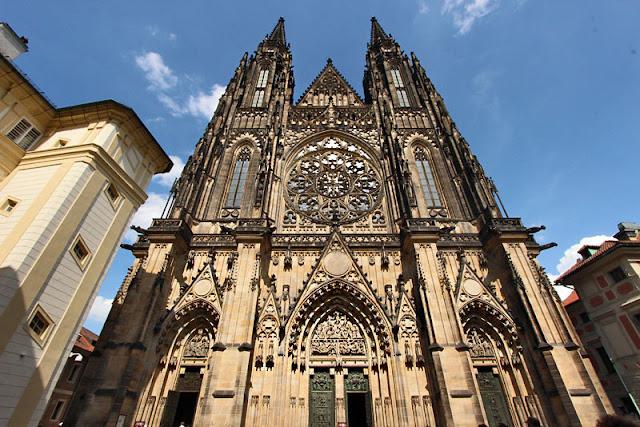 Segundo dia de roteiro em Praga