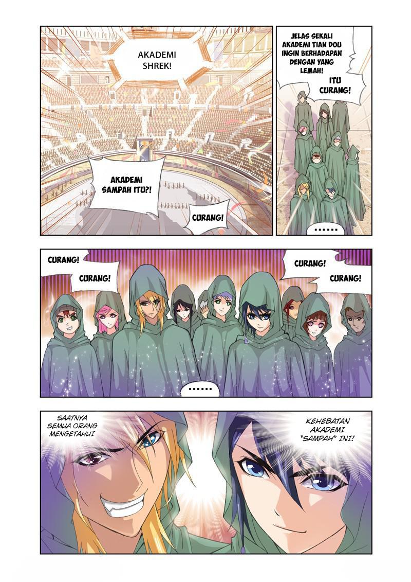 Baca Komik Manga Soul Land Chapter 88 Komik Station