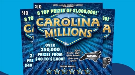 Carolina Millions Lottery