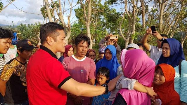 Terpisah 9 Hari, Bocah Korban Tsunami Palu Ini Bertemu Orang Tua