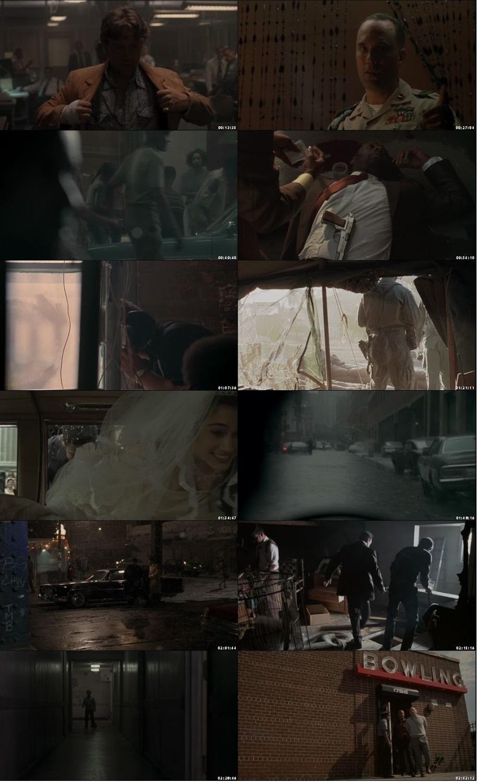 Screen Shot Of American Gangster 2007 In Hindi English Dual Audio Bluray
