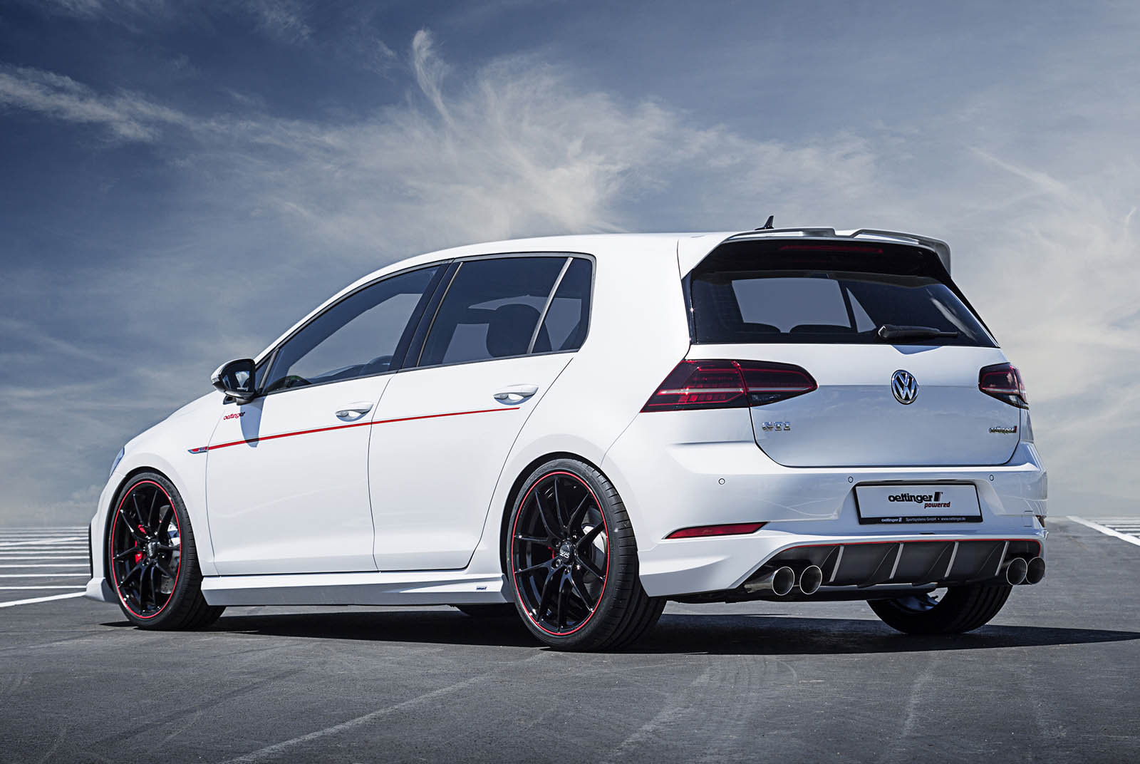 Oettinger Goes Worthersee With Comprehensive Golf GTI/R ...