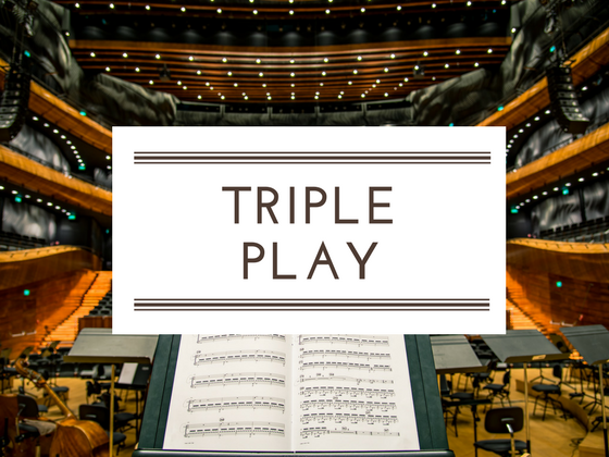 Triple play: Editors