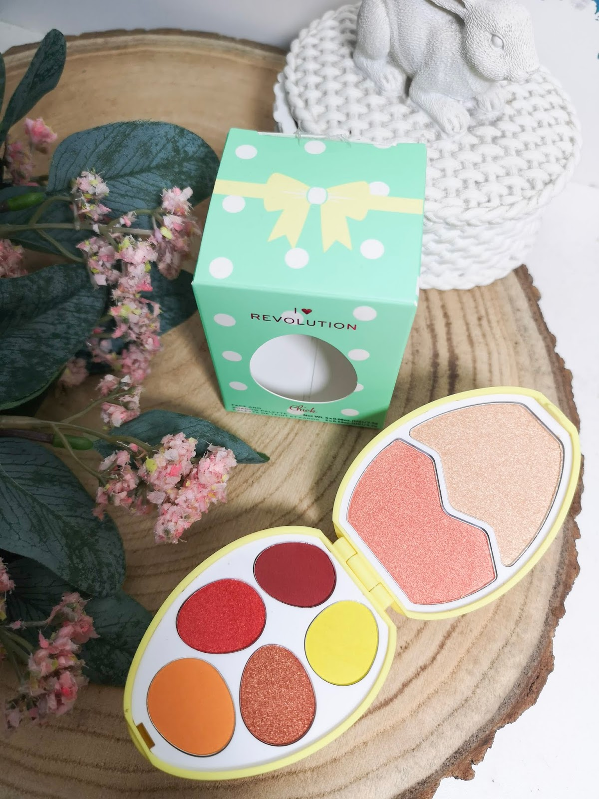 Paleta Easter Egg Chick de I Heart Makeup