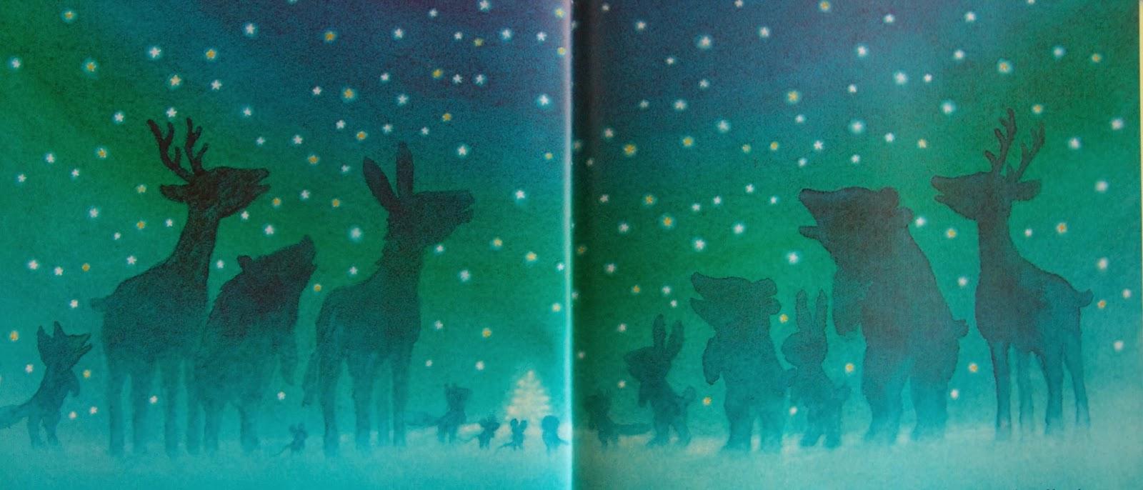 Allerkleinste Tannenbaum.Zauberpunkt 24 Dezember Adventskalender