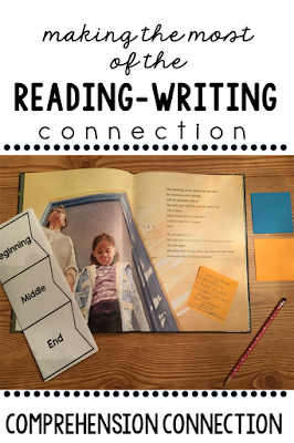 Make the most of the reading-writing connection using these three simple tips.
