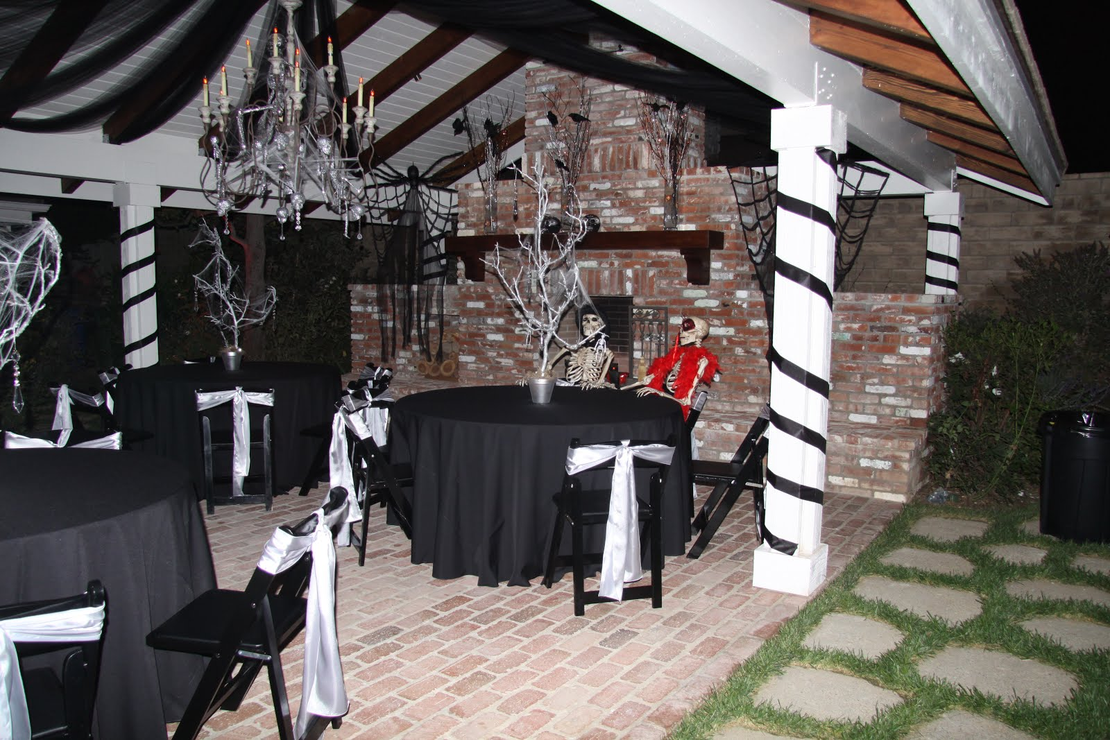 My Remarkable Style Sweet 16 Halloween Party