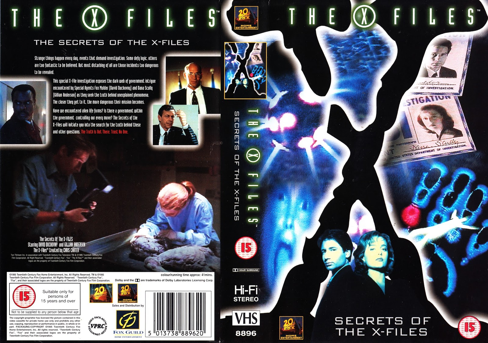 x files gay The