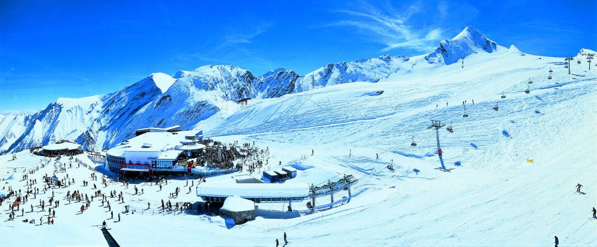 Ischgl Tirolo Alpi austriache Austria