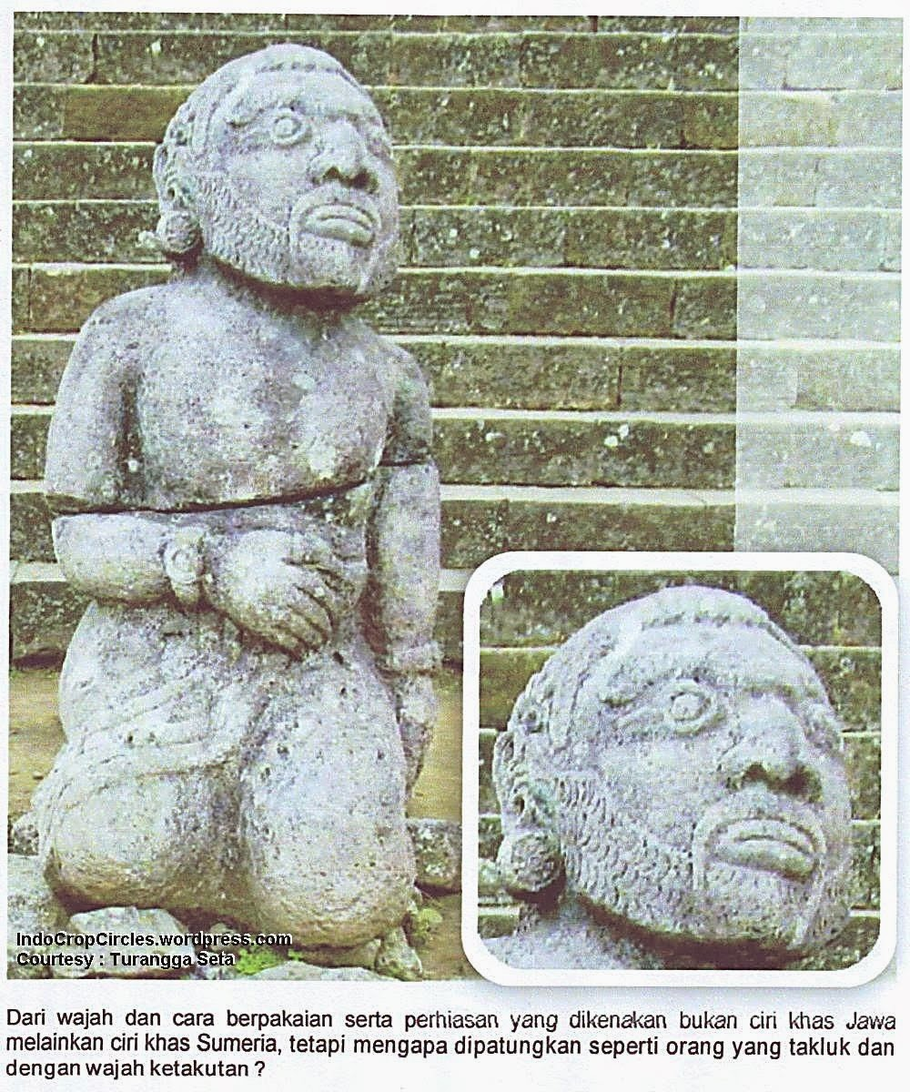 Candi Cetho Nenek Moyang Kita Adalah Penguasa Peradaban Dunia