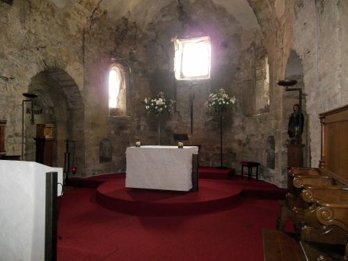 Rabanal del Camino, kaplica San Jose, Sierra Leon, Camino, Jola Stępień