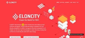 Eloncity ICO Review, Blockchain, Cryptocurrency