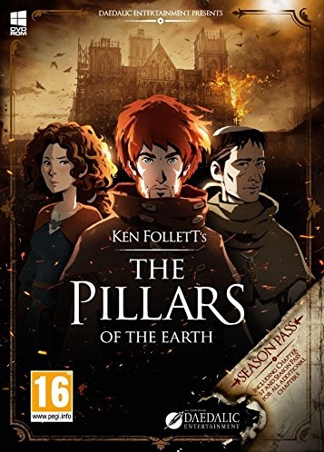 Ken Follett's The Pillars of the Earth: Book 1-2