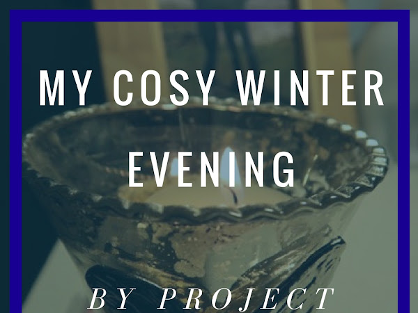 My cosy winter evening | Blogmas Day 3
