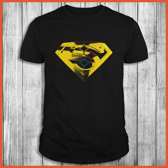 Super Pittsburgh Steelers T-Shirt