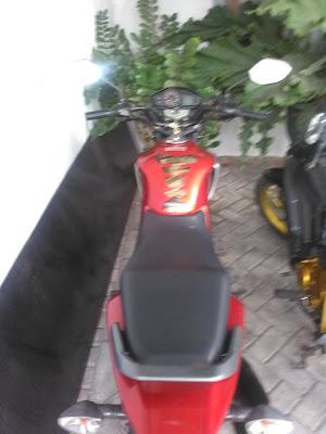 GANTI JOK MOTOR