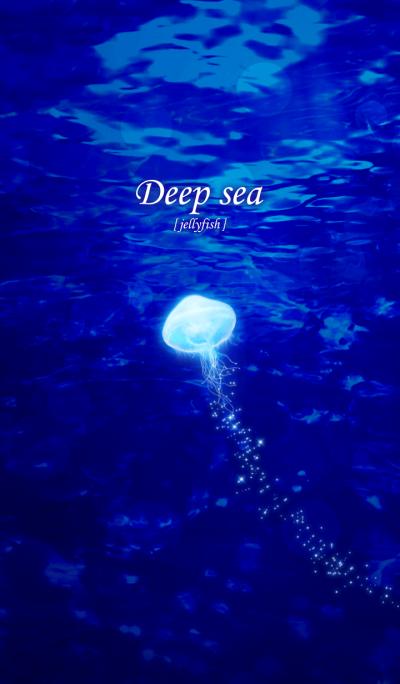 Deep sea [jellyfish]