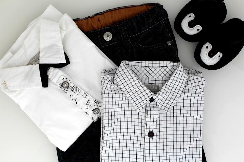 Swap blog beauté vêtements bébé H&M et Grain de Blé