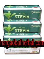 Teh Herbal STEVIA plus Sarang Walet CHI