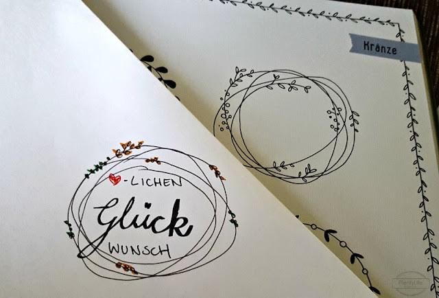 Handlettering. Das große Buch der Schmuckelemente - Frau Annika