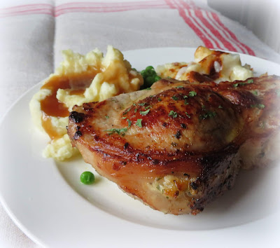 Stuffed Brined Pork Chops