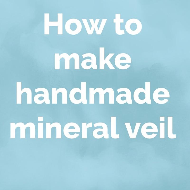 graphic image title handmade mineral veil