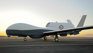 Pesawat Tanpa Awak MQ-4C Triton