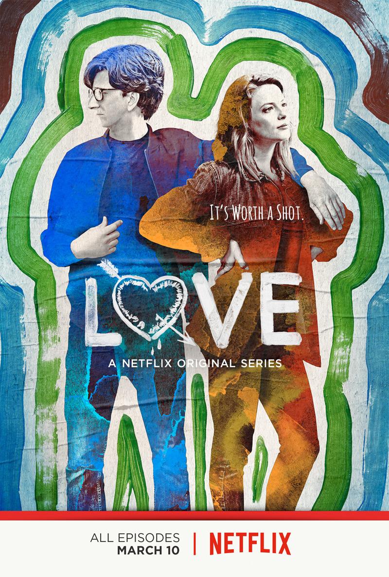 love temporada 2 estreno españa