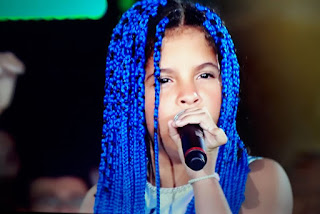 Paraibana é desclassificada do 'The Voice Kids'