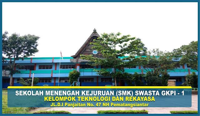 Profil SMK GKPI 1 Pematangsiantar