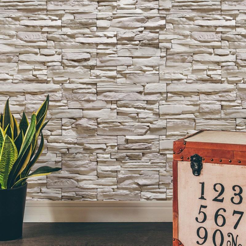 Papel de parede adesivo jeito de casa blog de decora o for Papel pared personalizado foto
