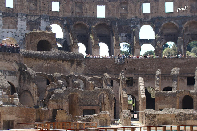 Colosseo, Roma, Coliseo