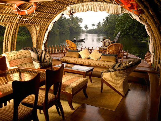 Houseboats Kerala Backwaters