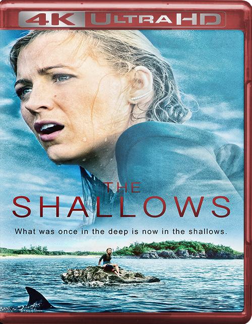 The Shallows [2016] [UHD] [2160p] [Latino – Castellano]